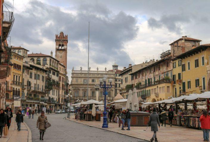 Marktplatz Verona