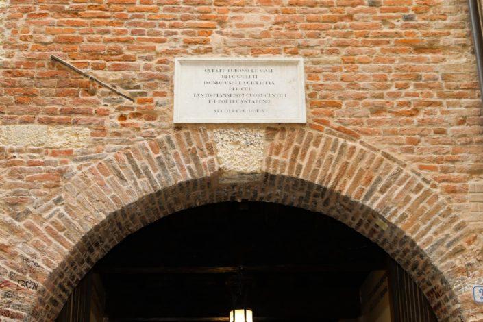 Casa di Giulietta - Verona