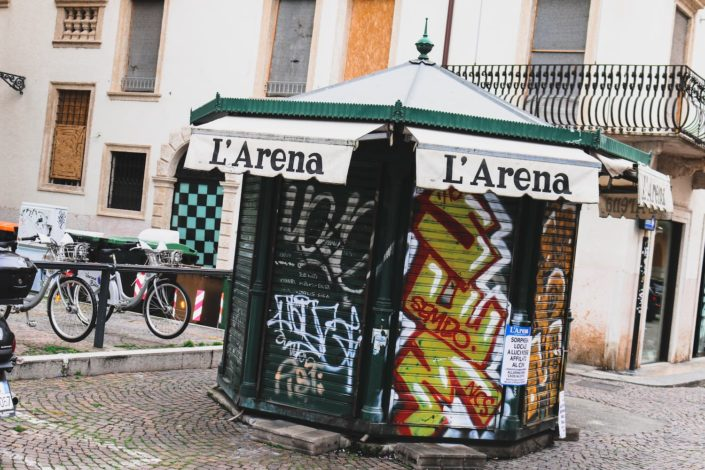Veronas wirkliche Arena