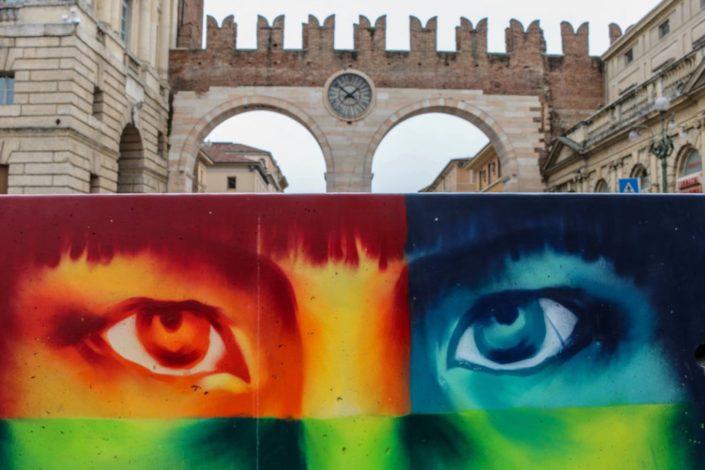 Der Terrorschutz in Verona