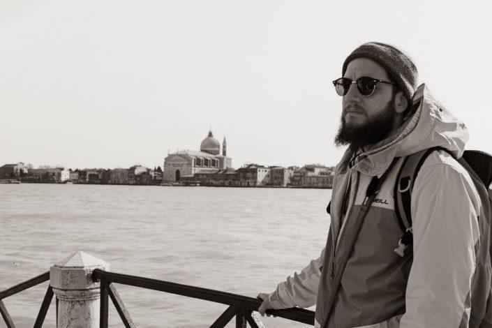 Andi in Venedig