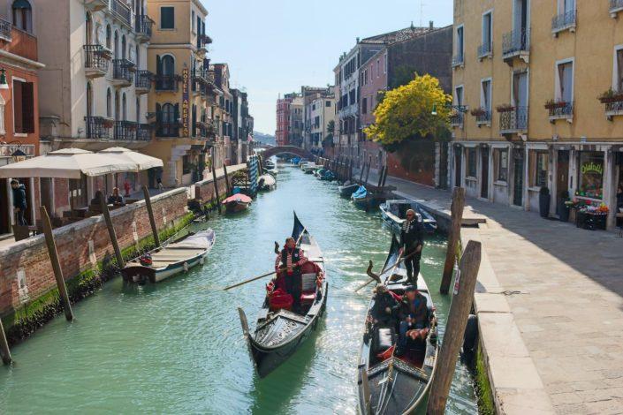 Gondoliere - Venedig