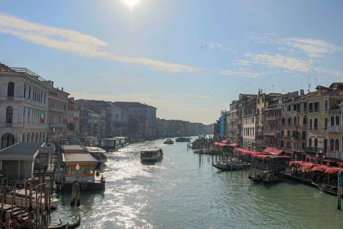 Canal Grande - Venedig