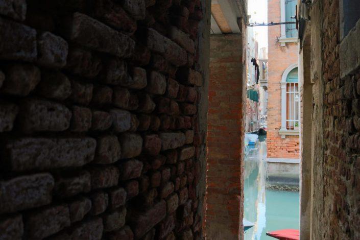Venedigs ruhige Seite