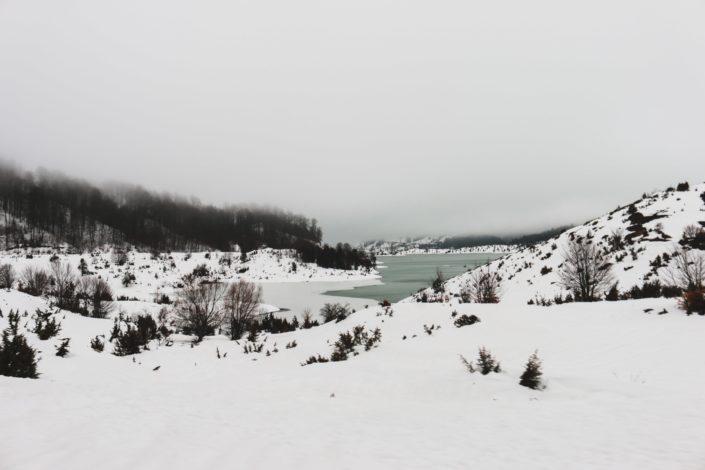 Winterwunderland Griechenland