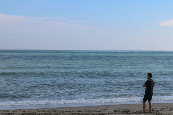Der Strand von Chorefto