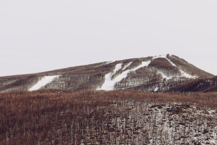 Skifahren in Pilion