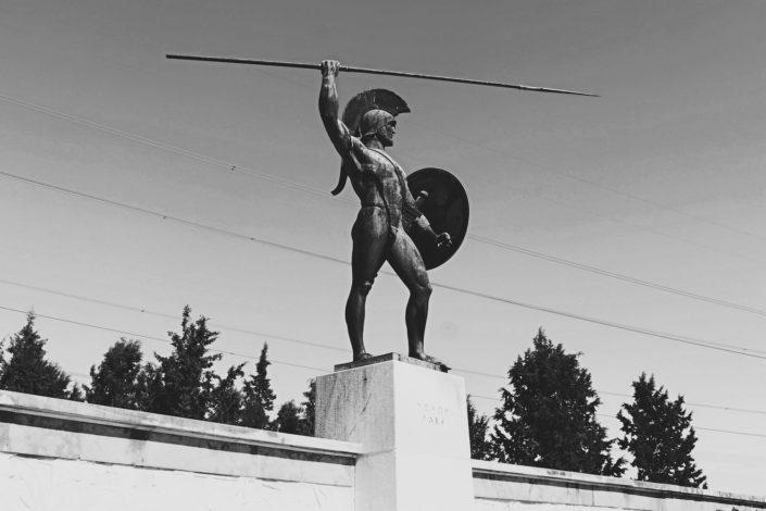 Leonidas - Thermopylen