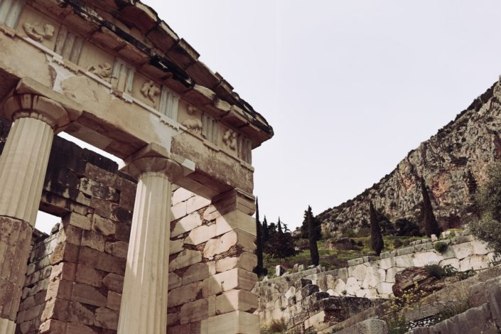 Das Schatzhaus der Athener