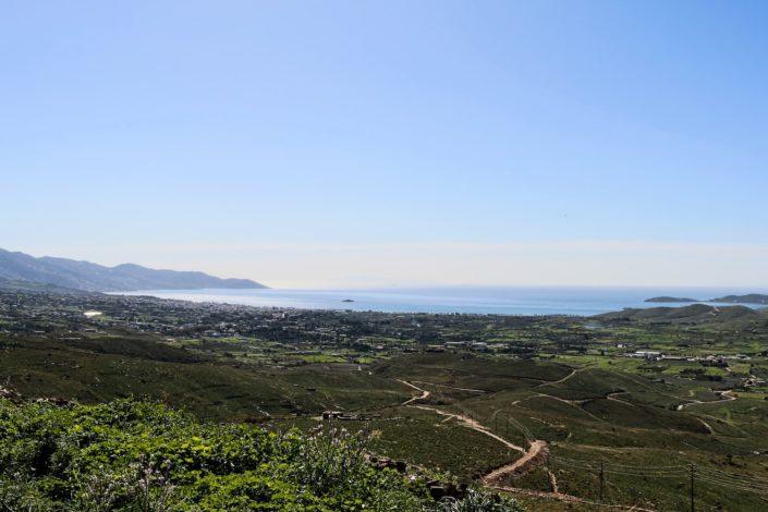 Sicht auf Karystos