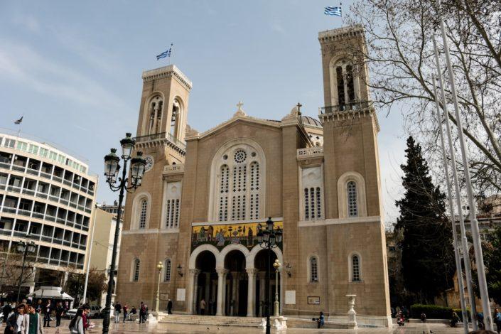 Kirche in Athen