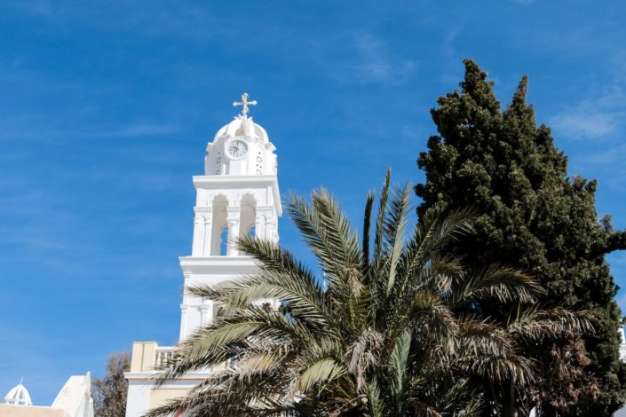 Kirche von Megalochori