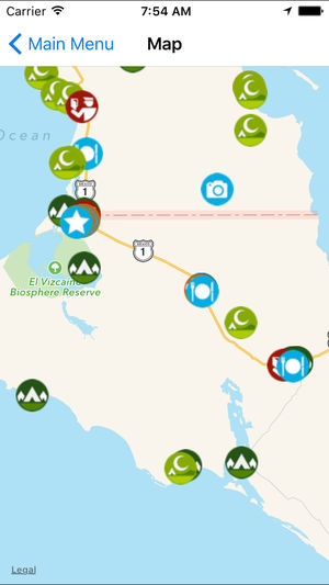 iOverlander Map