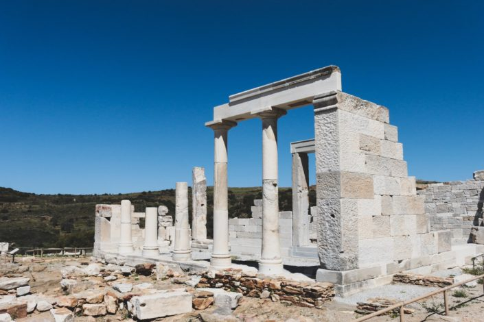 Temple der Demeter