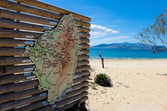 Der Strand bei Agia Anna
