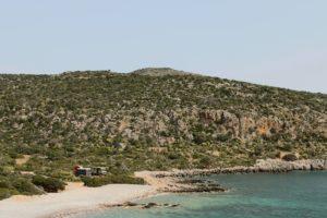 Frei Stehen in Griechenland | Kochylas Beach | Peloponnes
