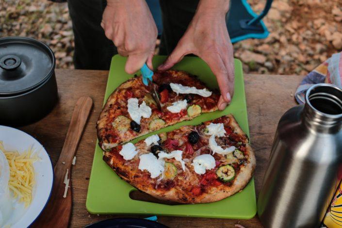 Ich wusste doch dass der Pizzaroller irgnedwann mal gebraucht wird!