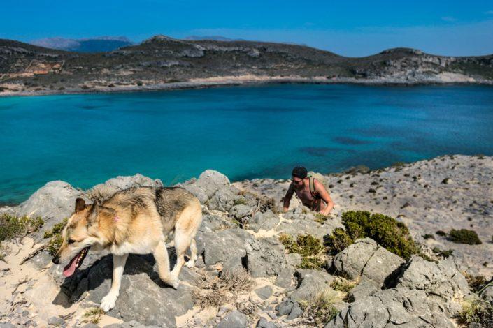 Wandern auf Elafonisos