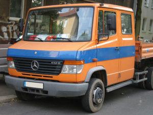Mercedes Vario 612 D, Doppelkabiner
