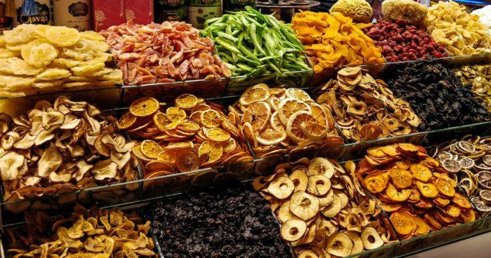 Istanbul - ägyptische Gewürzmarkt