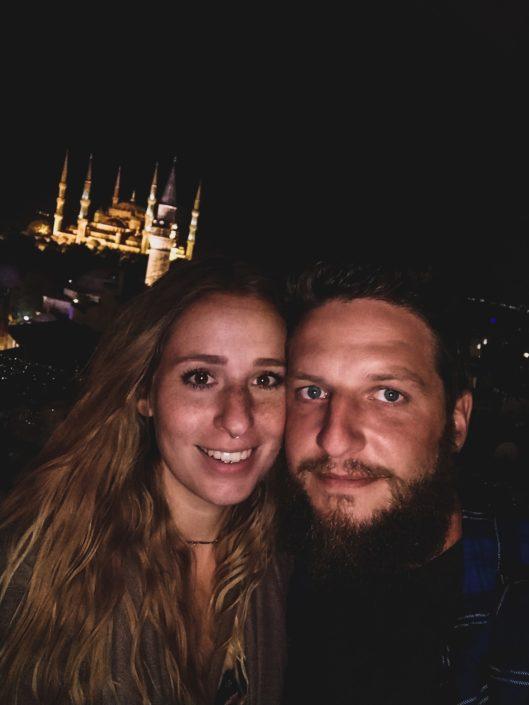 Über den Dächern Istanbuls