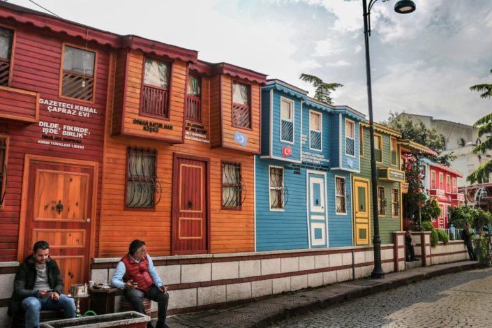 Istanbul - Villa Kunterbunt