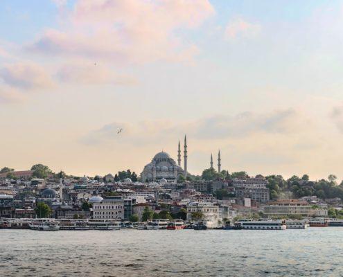 Istanbul - Stadtteil Fatih