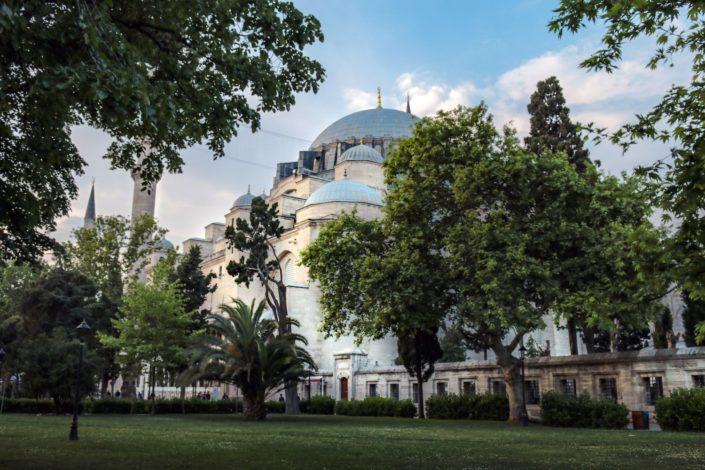Istanbul - Eine Moschee ist atemberaubender als die Andere