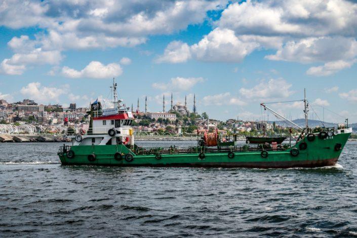 Istanbul Hafen