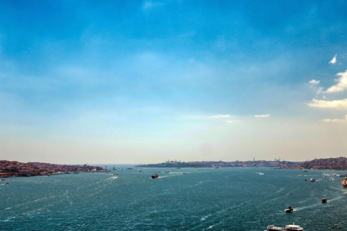 Istanbul - Bosporus