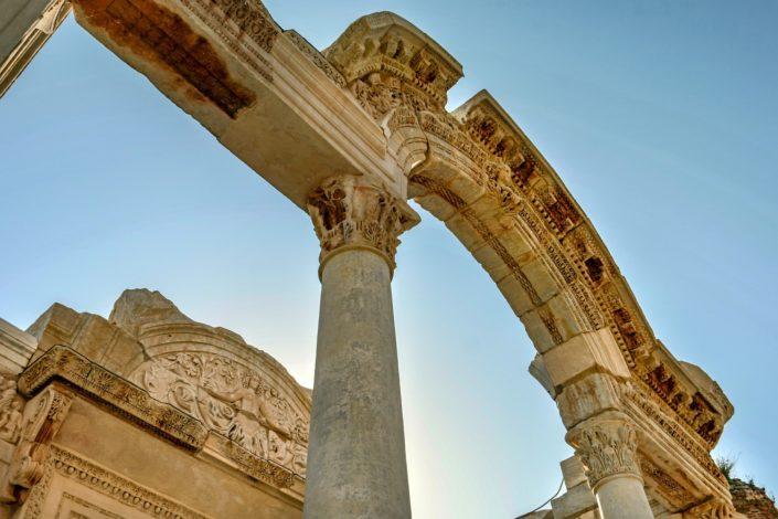 Tempel in Ephesus