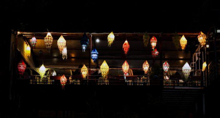 Restaurant bei Pamukkale