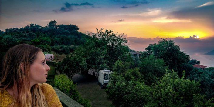 Unser Plätzchen am Montenegro Motel
