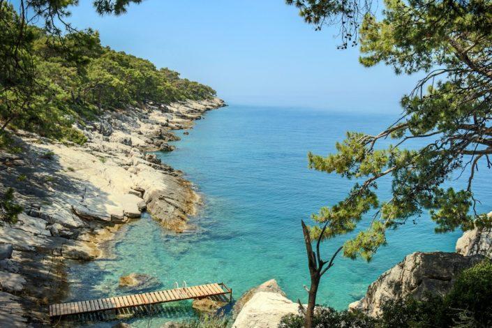 abgelegen: Aktas Beach