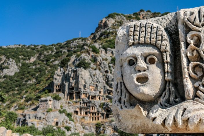 Antike Stadt Myra