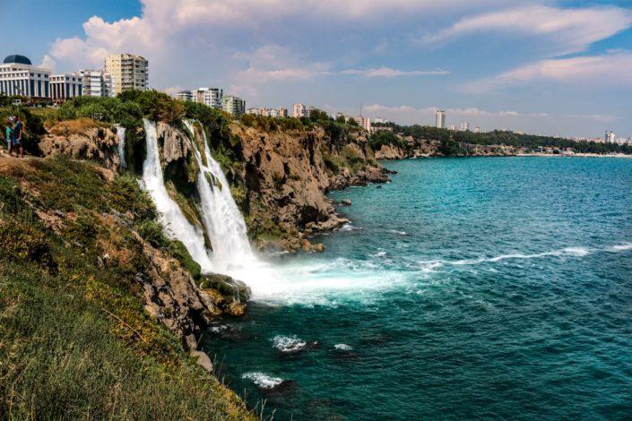 Wasserfall bei Antalya