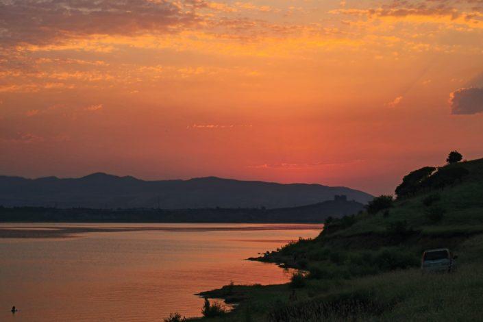 Tiflis-Reservoir