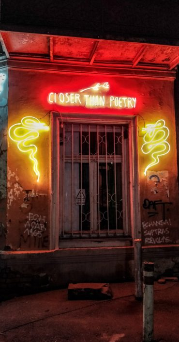 Nachts in Tiflis