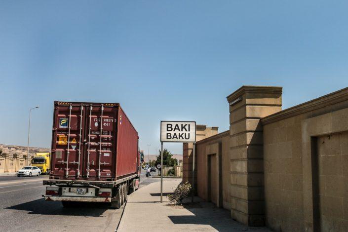 Baku ist zu Hause