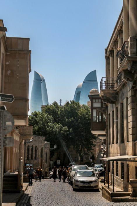 Altstadt Baku