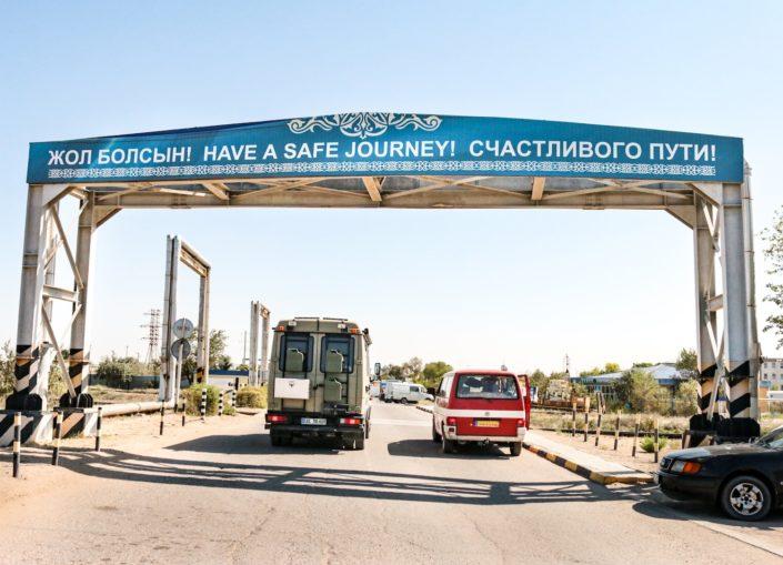 Welcome to Kazakstan!