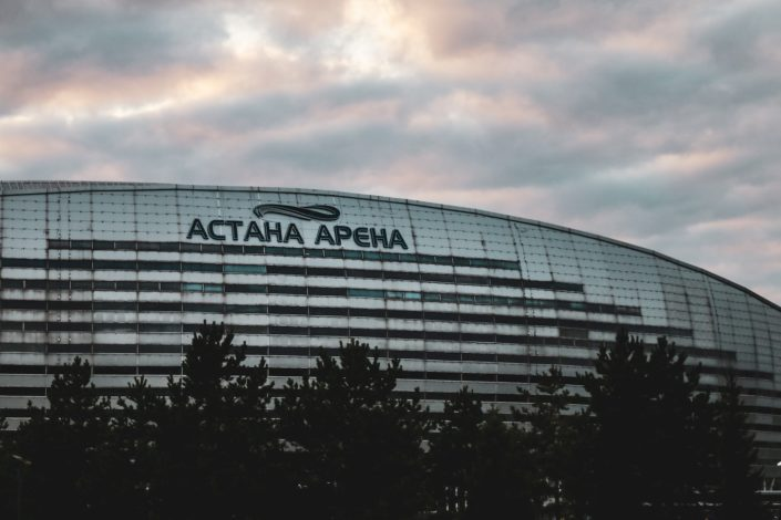 die Astana Arena