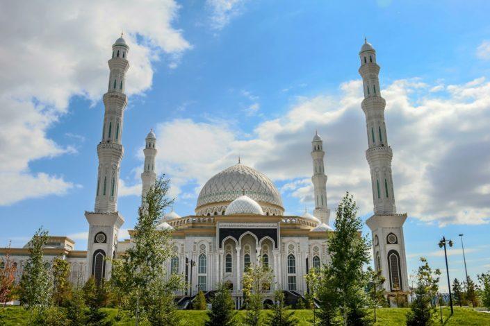 Hazrat Sultan Moschee