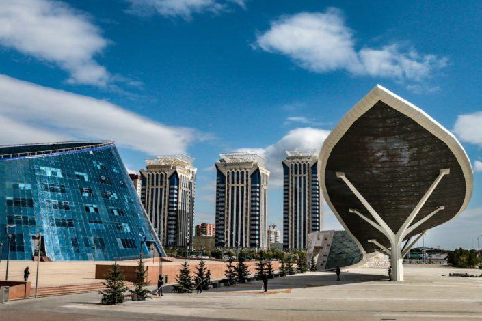modern und etwas seltsam - Astana