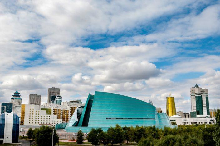 Astana's Skyline
