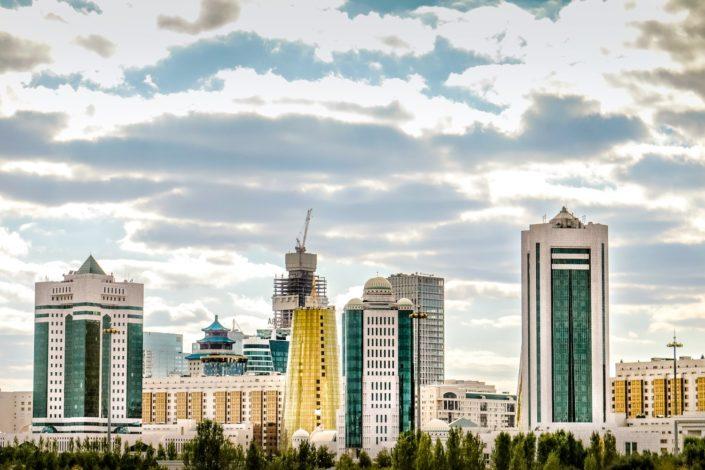 Skyline im Süden