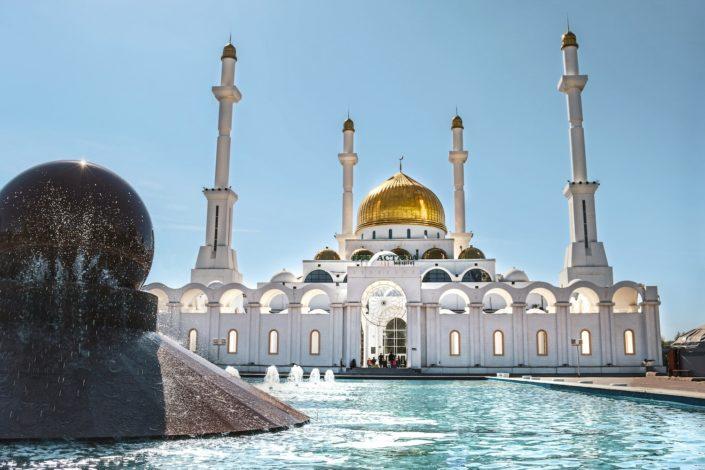 Nur-Astana-Moschee