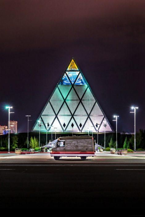 Unser letzter Abend in Astana