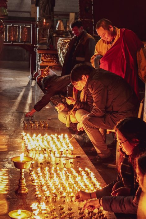 Gandan-Kloster | Der Mönch und das versteckte Handy