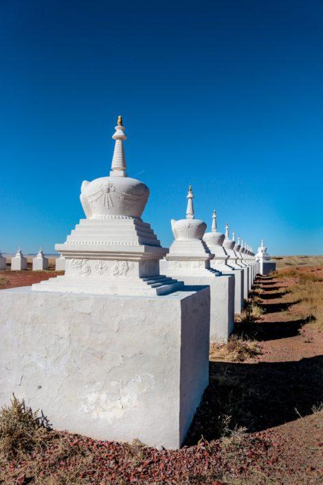 Northern Shambhala | Stupas